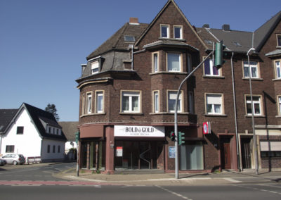 Straßenansicht Homberger Straße