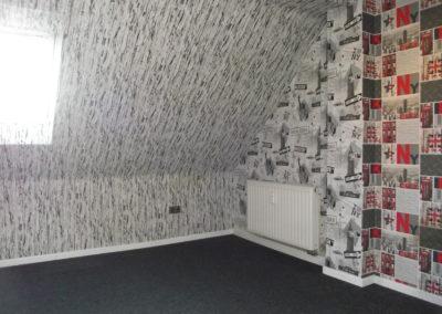 Schlafzimmer DG-Wohnung