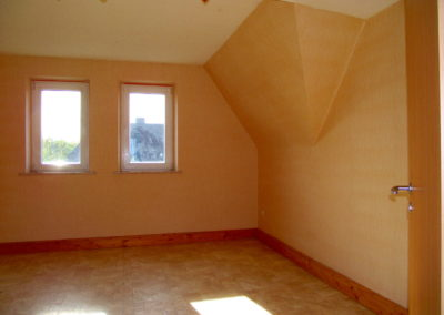 Wohnzimmer DG-Wohnung