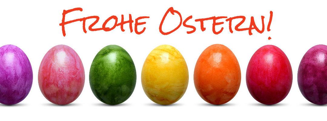 Das Team von Markus Schröter & Kollegen wünscht Frohe Ostern