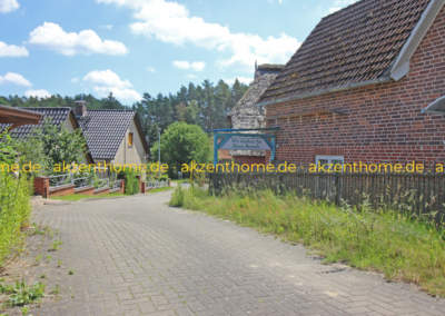 29456 Hitzacker - Zufahrt zum Haus